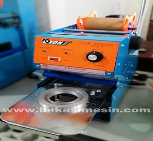MESIN CUP SEALER, MESIN PRESS CUP, MESIN PRESS GELAS